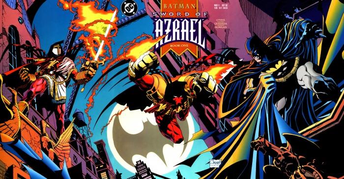 ¿Vuelve Jean Paul Valley, quien fuera Azrael, como Batman? Bane La caída del murciélago 002