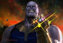 Filtrado el tráiler de 'Vengadores: Infinity War' en un vídeo casero de baja calidad Thanos