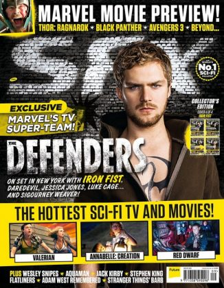 Finn Jones y Mike Colter The Defenders SFX 003