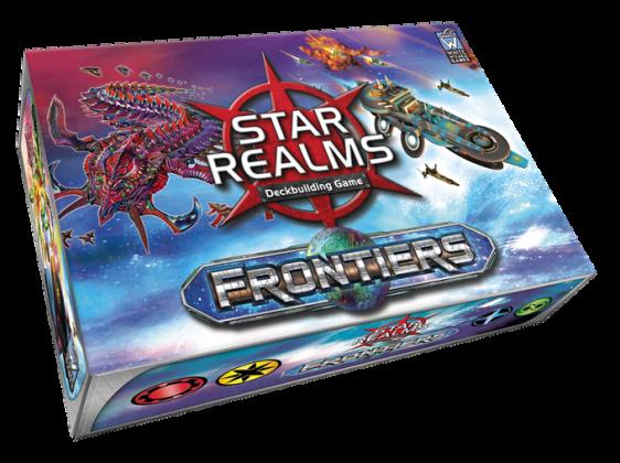 'Star Realms Frontiers' inicia campaña de financiación en Kickstarter 002