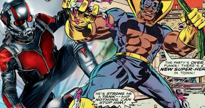 'Ant-Man and The Wasp' podría contar con la participación del personaje de Goliat 003