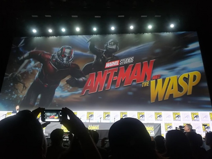 Ant-Man and The Wasp - panel SDCC17