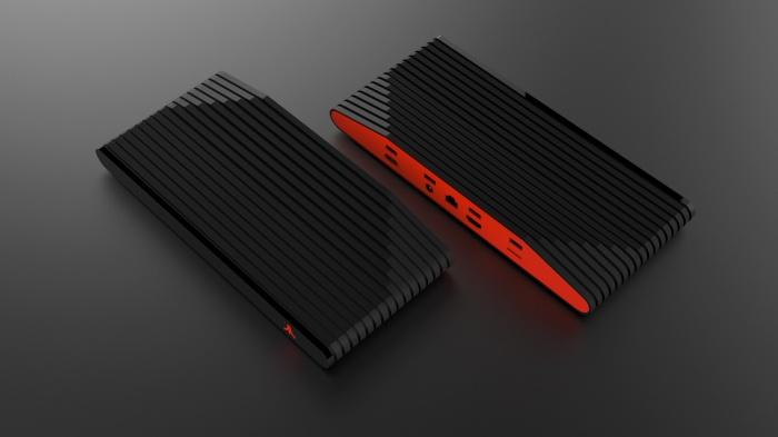 Presentada la Ataribox, la nueva consola de Atari Logo Atari