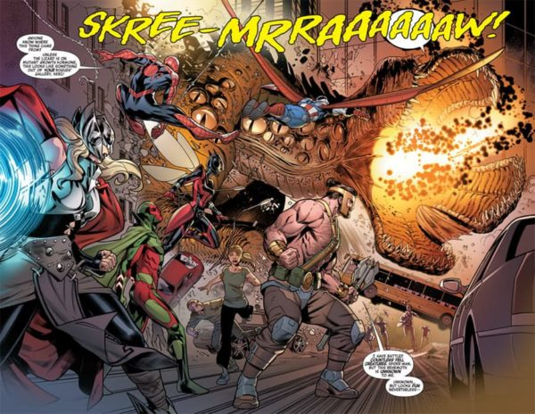 Avengers 1MU 6