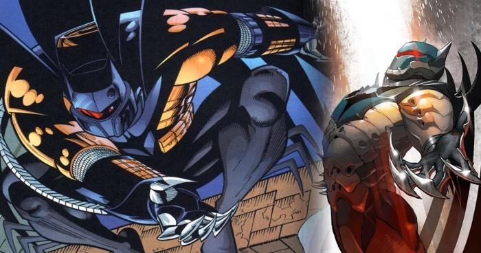 ¿Vuelve Azrael como Batman? Detective Comics 962