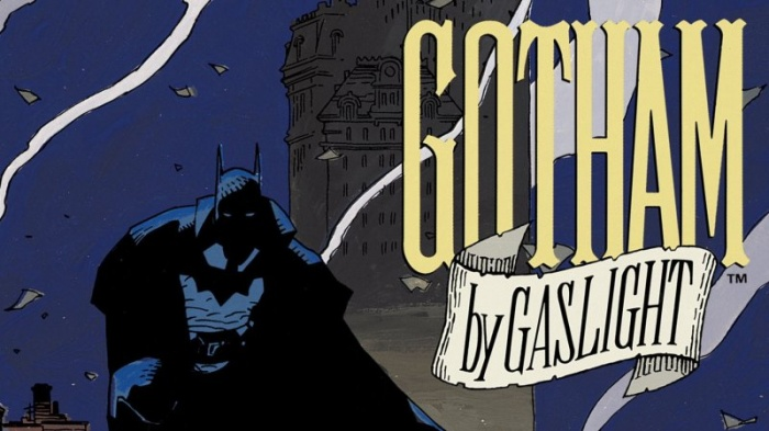 Batman Gotham by Gaslight 1