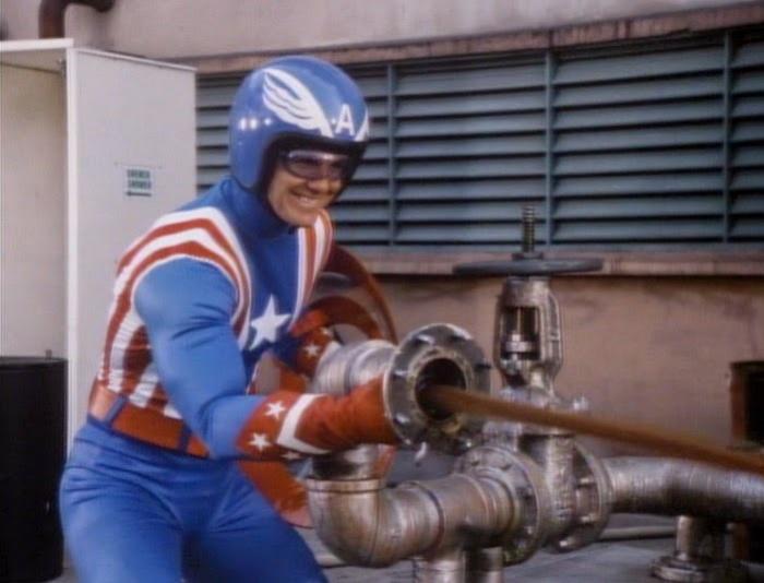 Capitán América - telefilm 1979