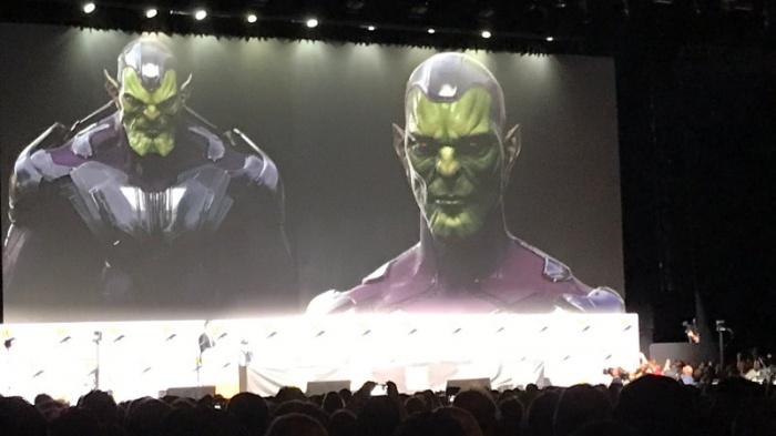 Captain Marvel Skrulls 01 sdcc17