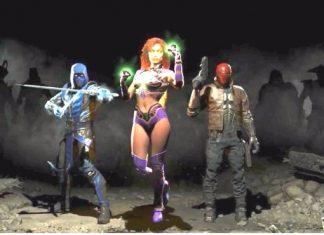 DLC Injustice 2