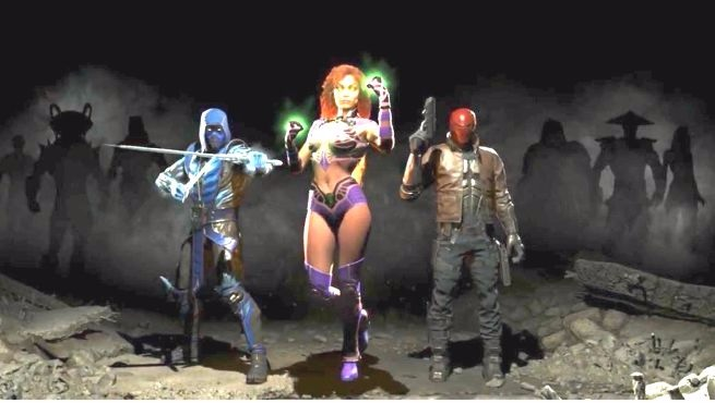 DLC Injustice 2