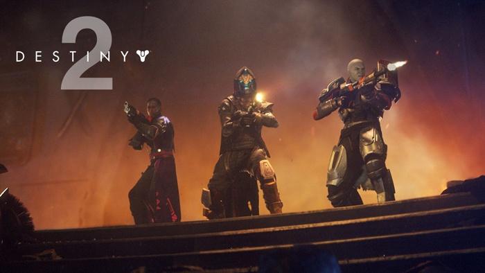 Destiny 2 inicio