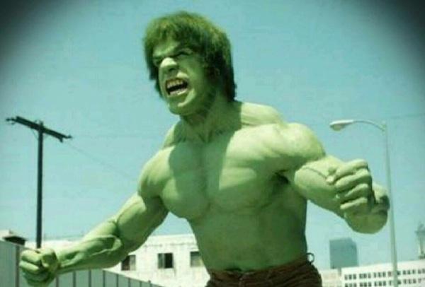 El increíble Hulk - serie de televisión