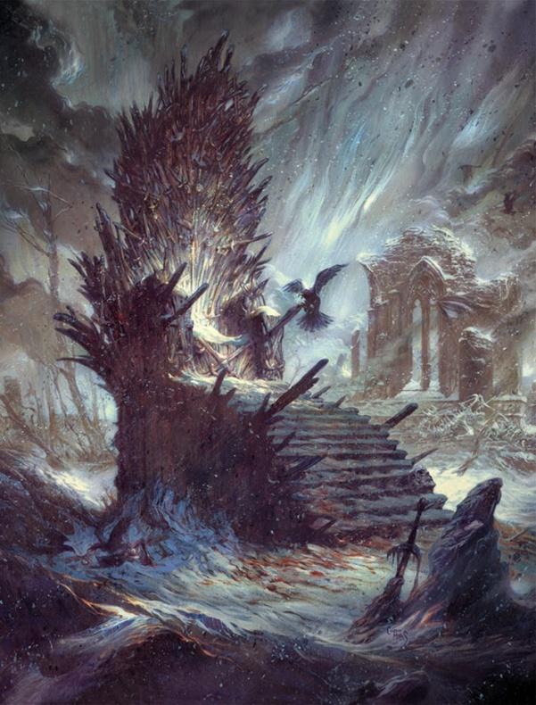 Enrique Corominas - El mundo de hielo y fuego