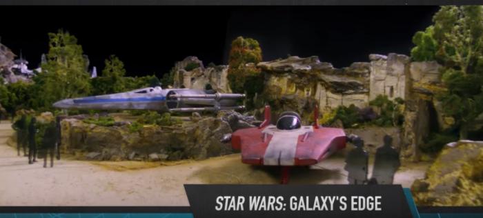 Nuevas imágenes del futuro parque temático de Star Wars 005