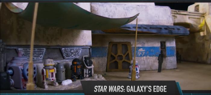 Nuevas imágenes del futuro parque temático de Star Wars 006