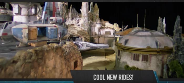Nuevas imágenes del futuro parque temático de Star Wars 001