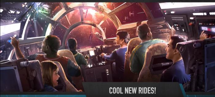 Nuevas imágenes del futuro parque temático de Star Wars 003
