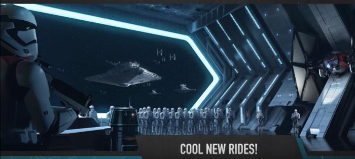 Nuevas imágenes del futuro parque temático de Star Wars 004