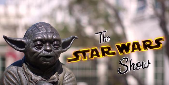 Desvelado el caza estelar de Kylo Ren en 'Star Wars: Los últimos Jedi' The Star Wars Show