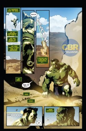 Generations Banner Hulk & The Totally Awesome Hulk