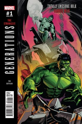 Generations Banner Hulk & The Totally Awesome Hulk 7