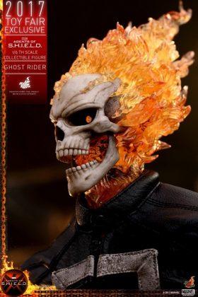 Ghost Rider Shield 11
