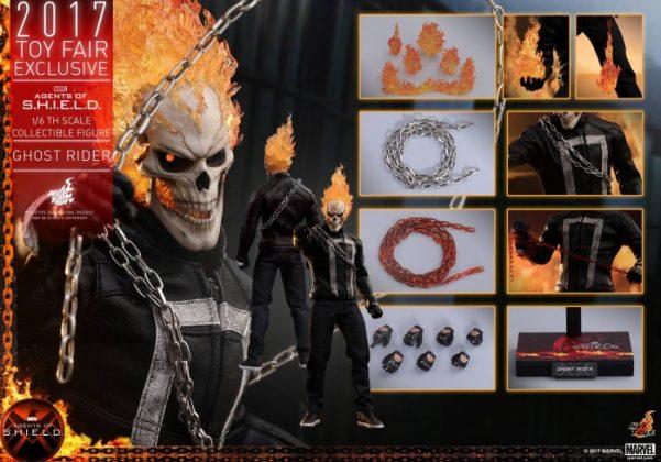 Ghost Rider Shield 12
