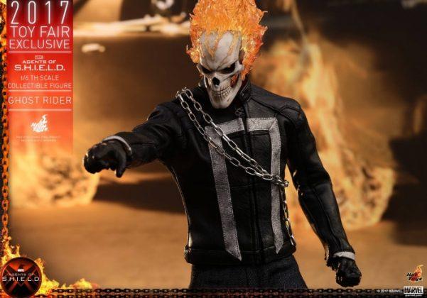 Ghost Rider Shield 3