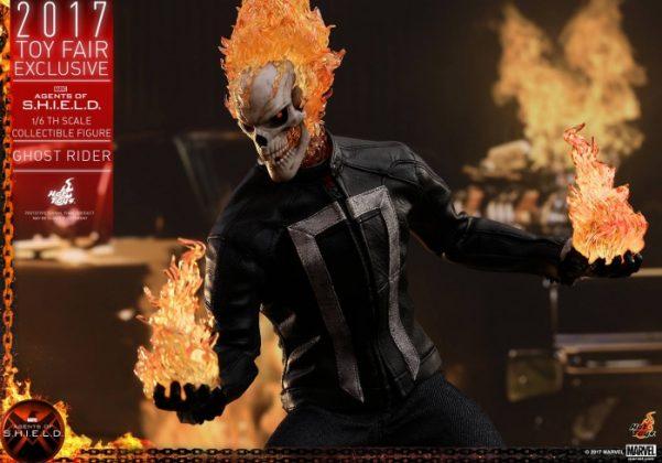 Ghost Rider Shield 4