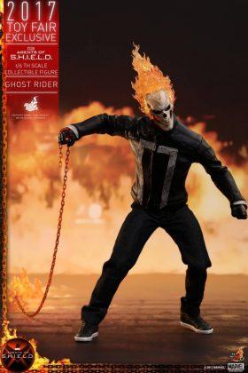 Ghost Rider Shield 5