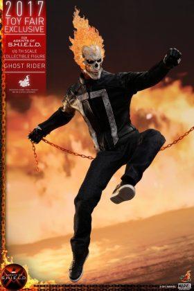 Ghost Rider Shield 6