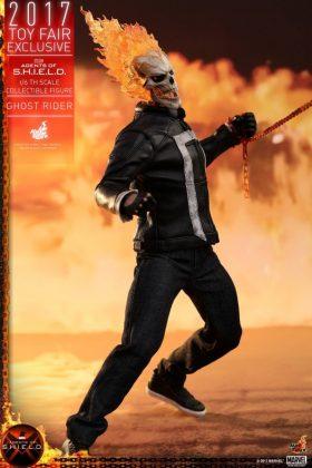 Ghost Rider Shield 7