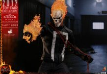 Ghost Rider Shield