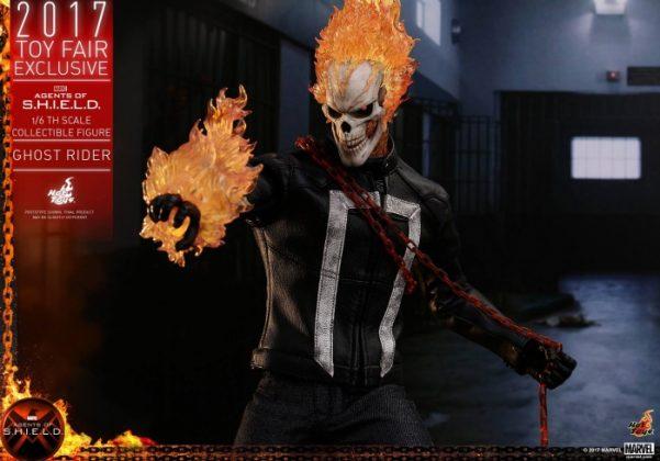 Ghost Rider Shield