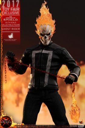 Ghost Rider Shield 9