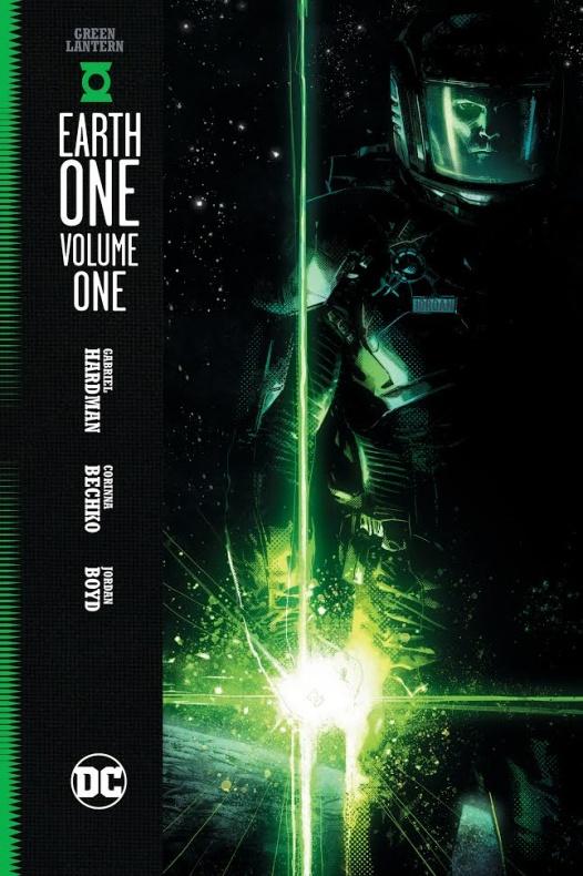 Green Lantern EO