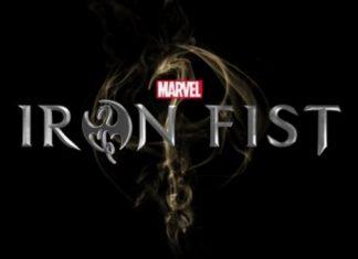 Iron Fist - logo intro