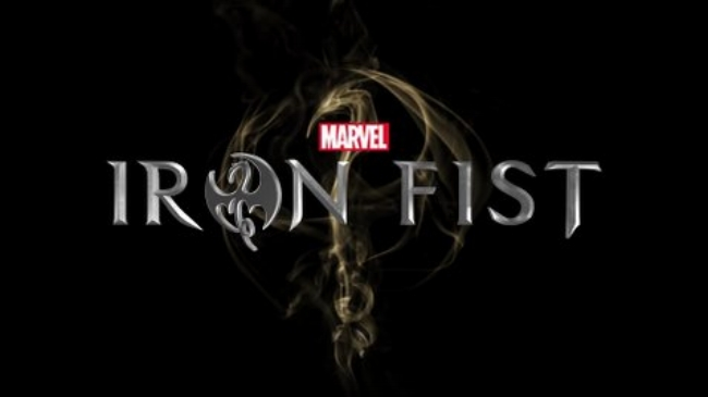 Iron Fist - logo intro