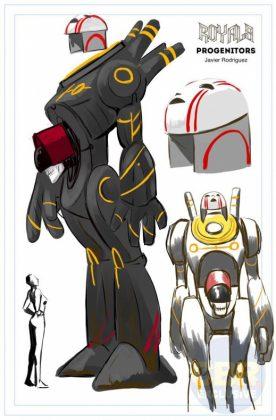 J Rodriguez Progenitors designs 1