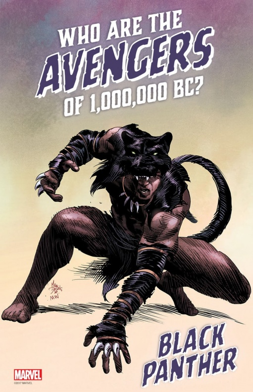 LEGACY BLACKPANTHER