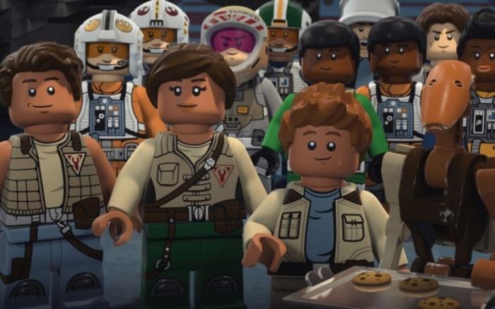'LEGO Star Wars: The Freemaker Adventures': Estreno de la 2ª temporada  Disney XD
