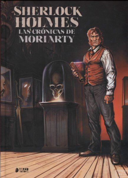Reseña de 'Sherlock Holmes: Las crónicas de Moriarty' 006