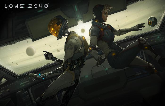 Lone Echo portada