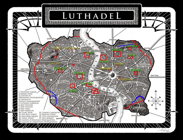 Luthadel