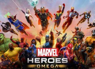 Marvel Heroes Omega'