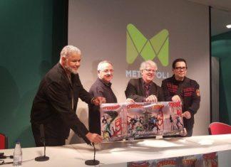 Metropoli-Comic-Con