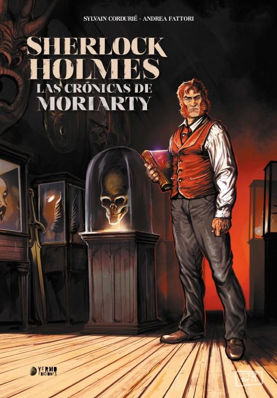 Reseña de 'Sherlock Holmes: Las crónicas de Moriarty' 007