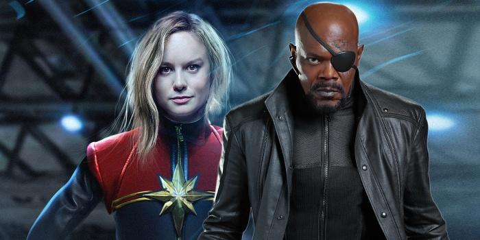 Se confirma la presencia de Samuel L. Jackson en 'Captain Marvel' 001