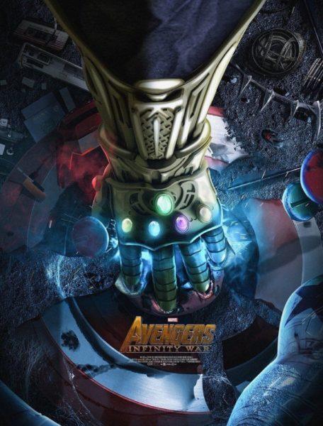 Poster Avengers Infinity War