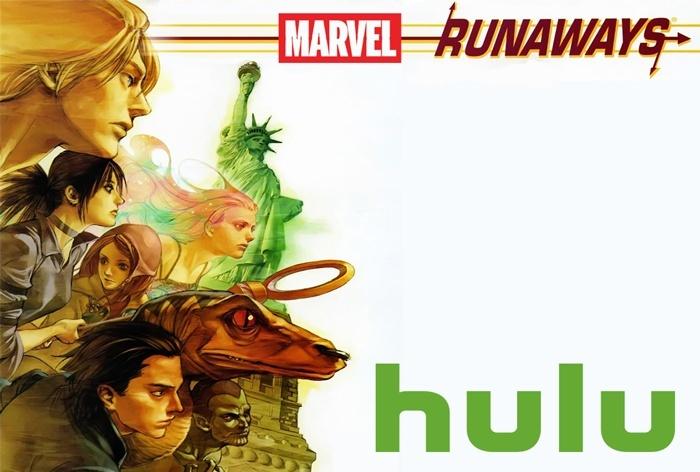 Runaways Hulu Marvel TV